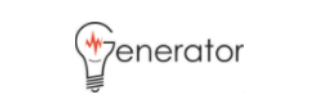 Logo for Generator Makerspace, Burlington Vermont