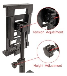 LV Tablet Stand Platform Adjustment Knobs