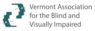 Logo for the Vermont Association for the Blind and Visually Impaired