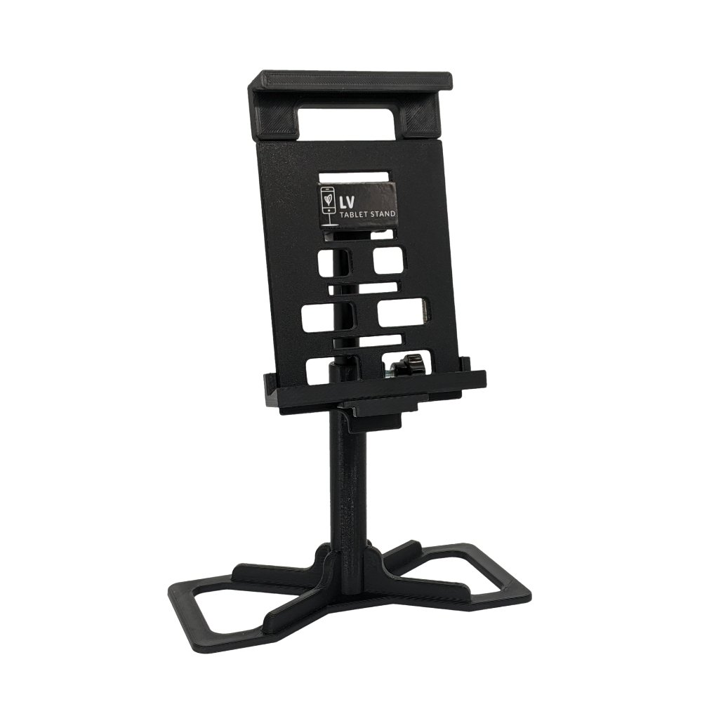 LV Tablet Stand - Standard size with Portable Base