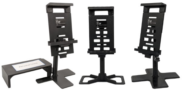 LV Tablet Stand Versions